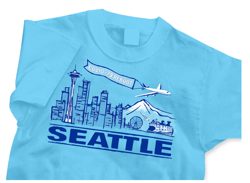 Reboot Seattle T-Shirt