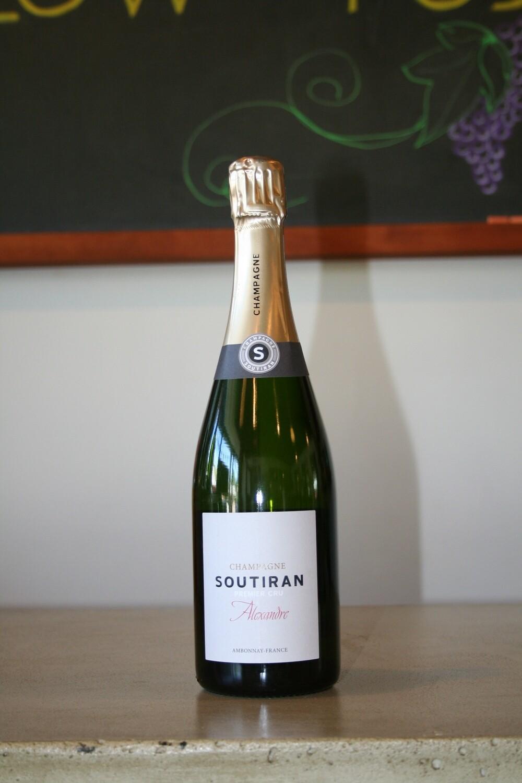 Champagne Soutiran Cuvee Alexandre