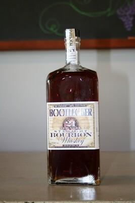 Bootlegger 21 Straight Bourbon