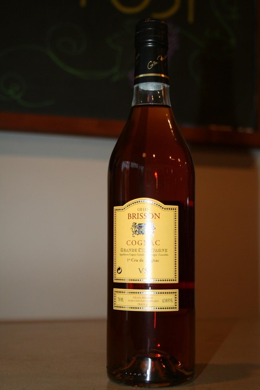 Gilles Brisson VS Cognac