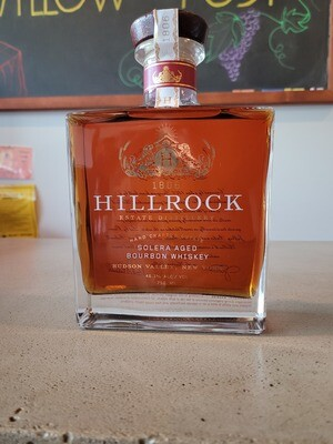 Hillrock Cabernet Finished Solera Aged Bourbon