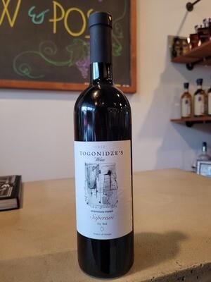 Togonidześ Wine Saperavi Red