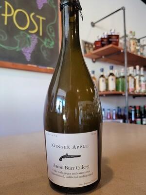 Aaron Burr Ginger Apple Cider