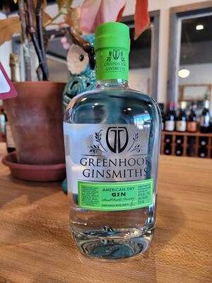 Greenhook Gin Smiths American Dry