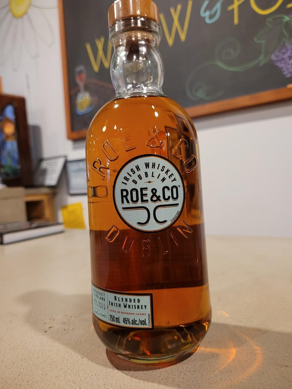 Roe & Co Blended Irish Whiskey