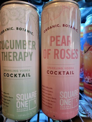 Cucumber Therapy Cocktail