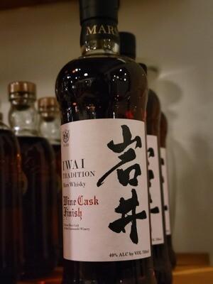Mars Shinsu  Iwai Tradition  - Wine Cask Finished