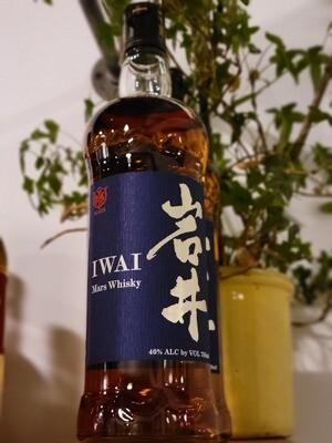 "Mars Shinsu ""Iwai"" Whiskey"