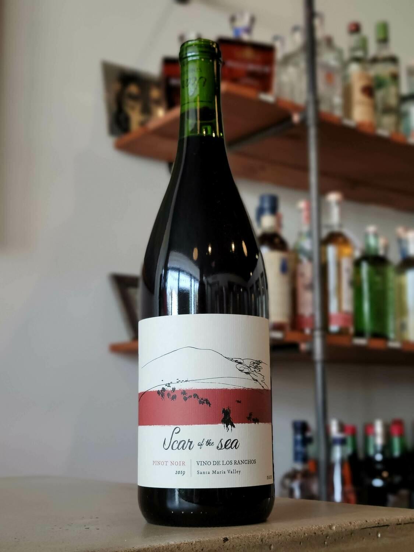 Scar of the Sea Pinot Noir Vino de los Ranchos Santa Maria 2019