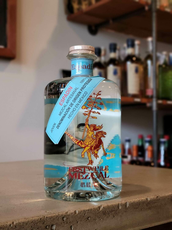 Erstwhile Mezcal Espadin 750 ml