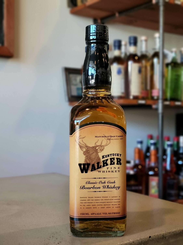 Kentucky Walker Straight Bourbon 750 ml