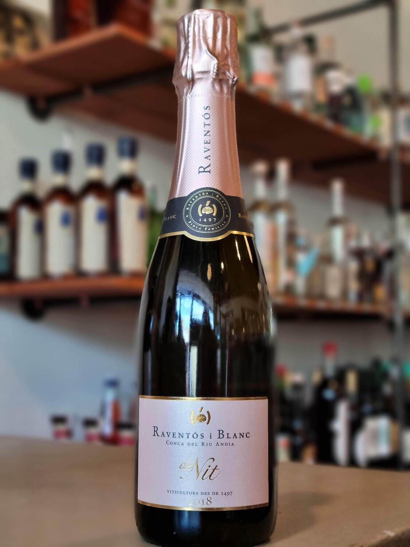 Raventos i Blanc, Conca del Riu Anoia Brut Rose 2018 375 ml