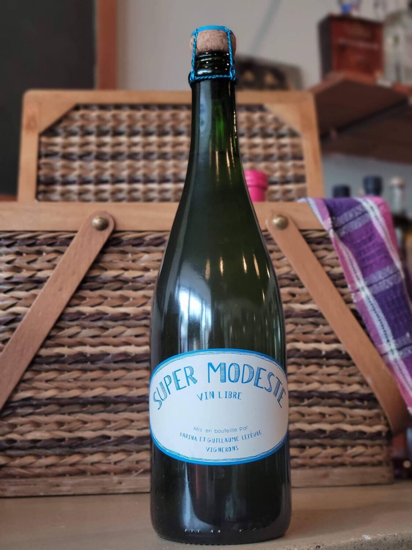 Sulauze Super Modeste Naturel Vin de France 2020