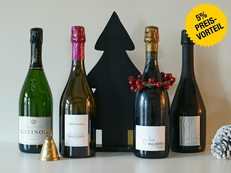 """Champagner-Adventskalender """"Pinot Noir"""""""