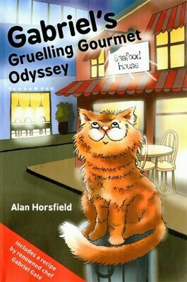Gabrielle's Gruelling Gourmet Odyssey