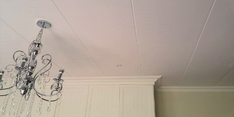 ISOBoard Ceilings - Edge / Side Bevelled Finish