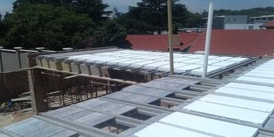 PolySlab - Polystyrene Rib & Beam Block Void-Formers For Concrete Slab Construction