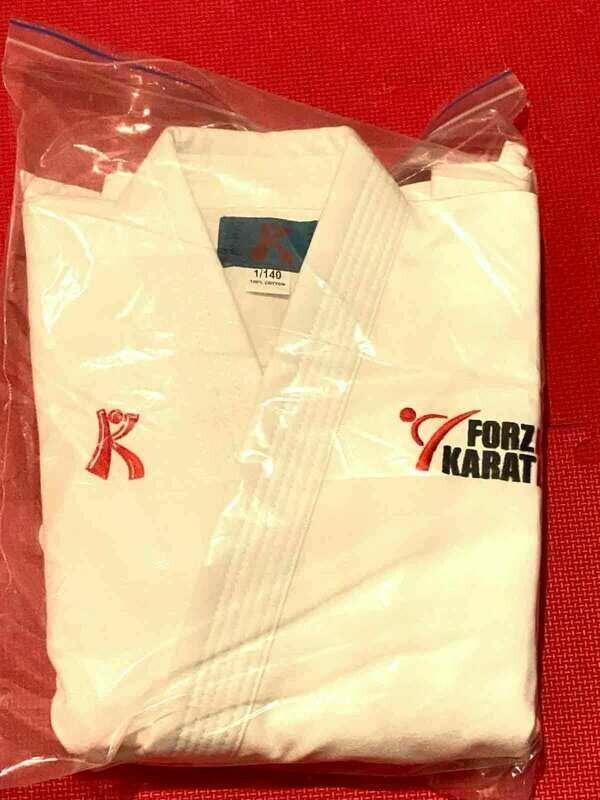 Kata Gi for Karate competition