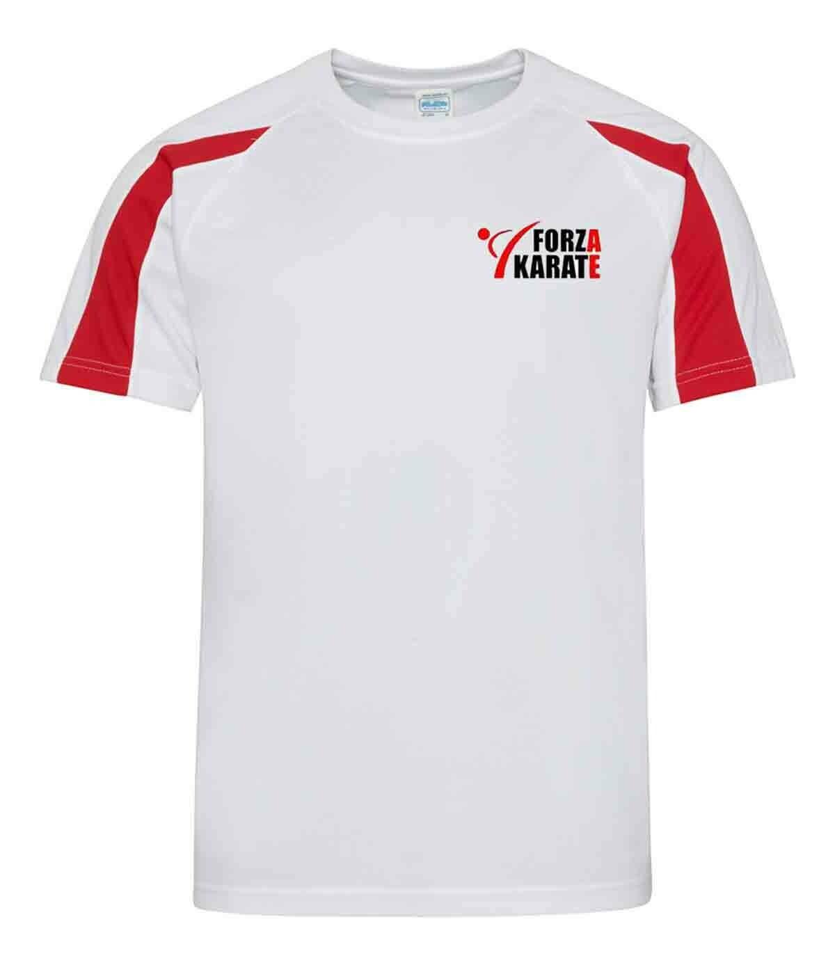 Official Forza Karate T-Shirt