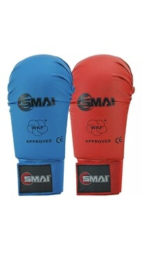 WKF Red / Blue Hand Mitts