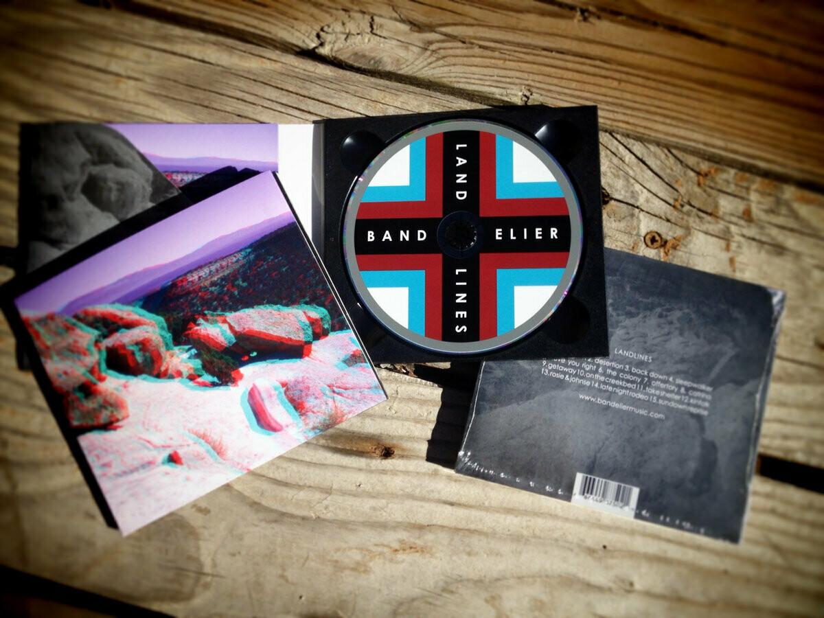 Landlines (CD)