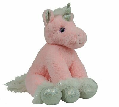 Aurora the Unicorn - Build-A-Plush Bundle - 16 inches