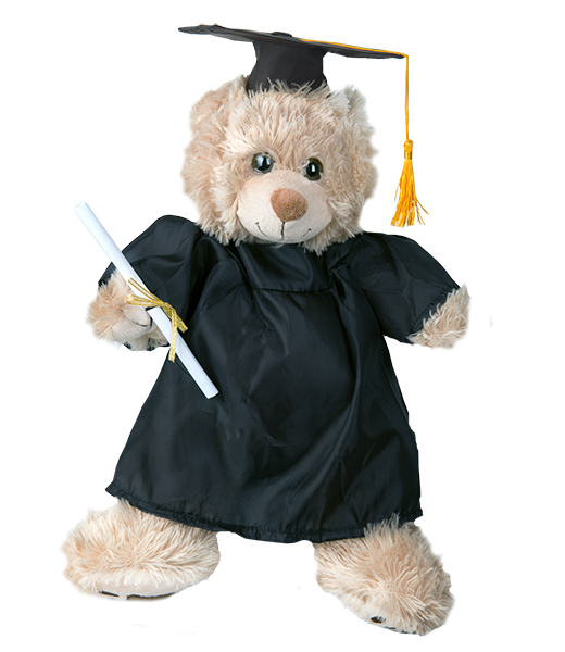 Graduation Gown - 16 inches