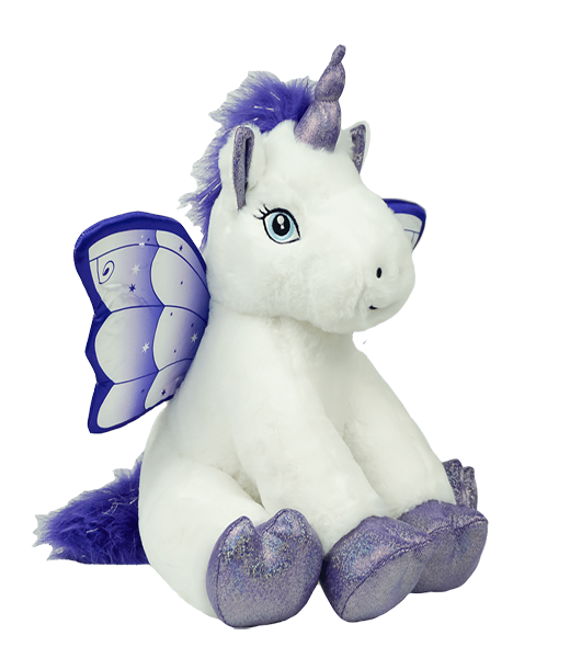 Harper the Unicorn - Build-A-Plush Bundle - 16 inches