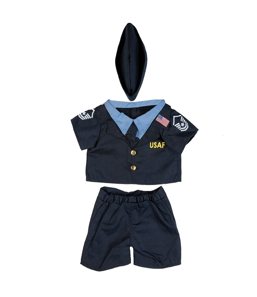 Air Force Uniform Clothing - 16 inches