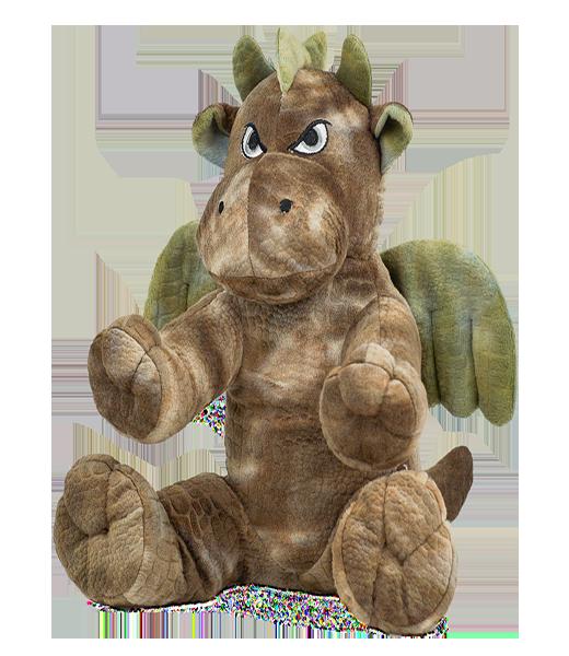 Jasper the Dragon - Build-A-Plush Bundle - 16 inches
