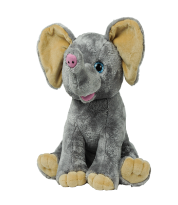 Ellie the Elephant - Build-A-Plush Bundle - 16 inches