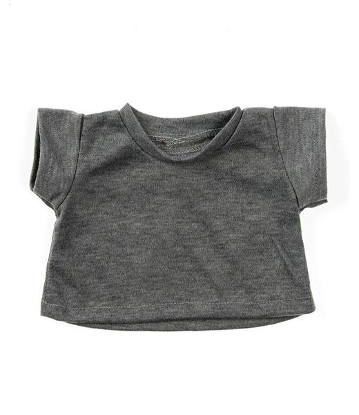 Sport Grey Basic T-Shirt - 16 inches