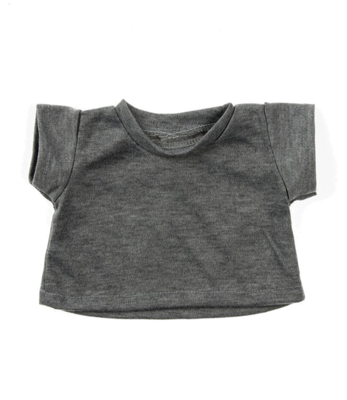 Sport Grey Basic T-Shirt - 16 inches