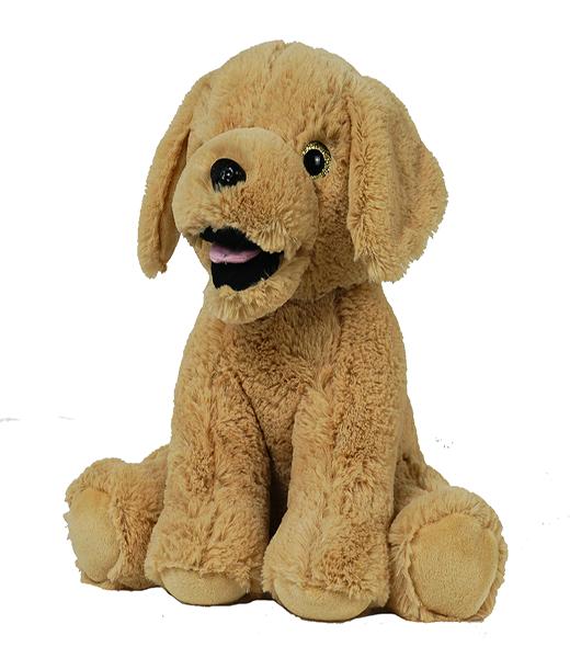 Jack the Lab Dog - Build-A-Plush Bundle - 16 inches