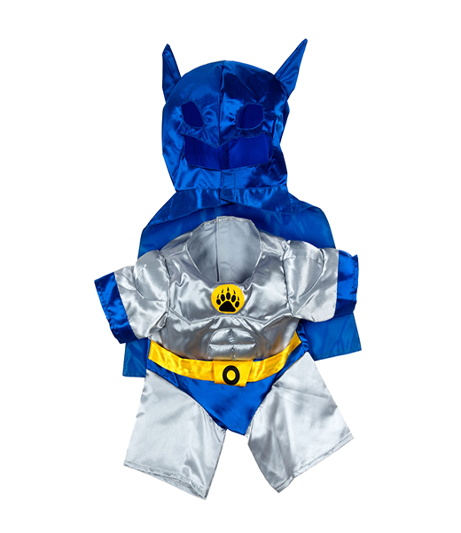 Batman Superhero Outfit - 16 inches