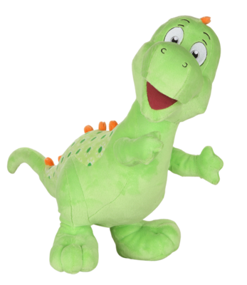Everest the T-Rex - Build-A-Plush Bundle - 16 inches