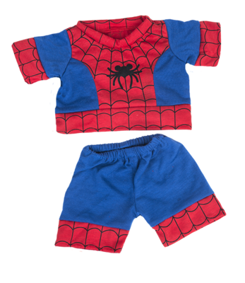 Spiderman PJ Outfit - 16 inches