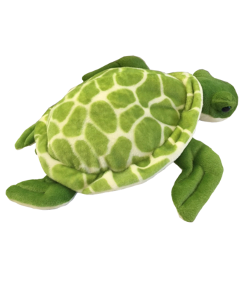 Donatello the Sea Turtle - Build-A-Plush Bundle - 16 inches