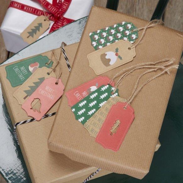 9 Christmas Gift Tags