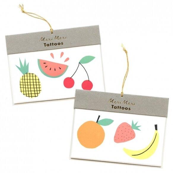 Fruit Tattoos