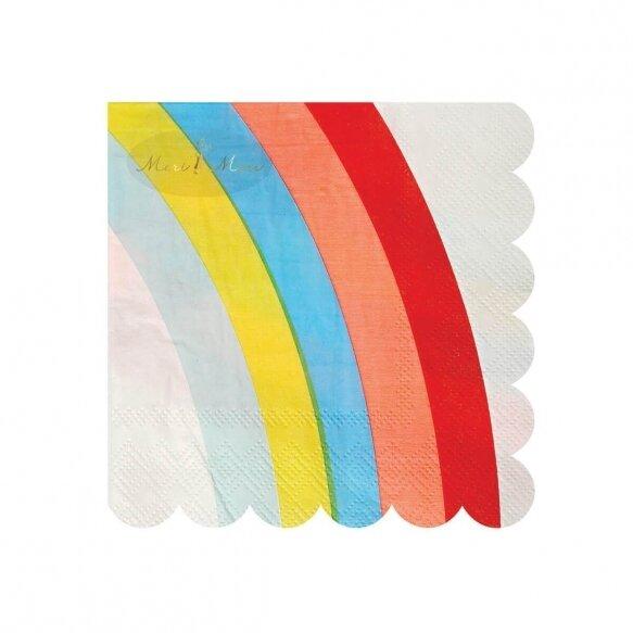 20 Rainbow Small Napkin