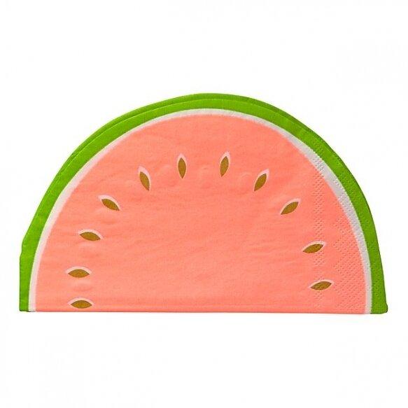 16 Water Melon Napkin