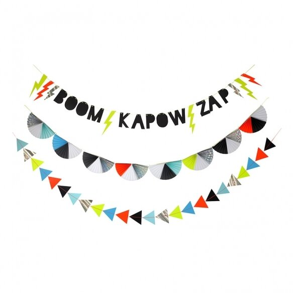 Zap Party Garland