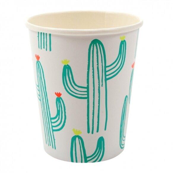 12 Cactus Cups