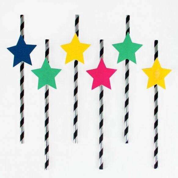 12 STRAWS - DISCO STARS