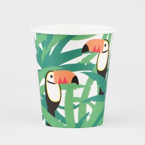 8 CUPS - TOUCAN