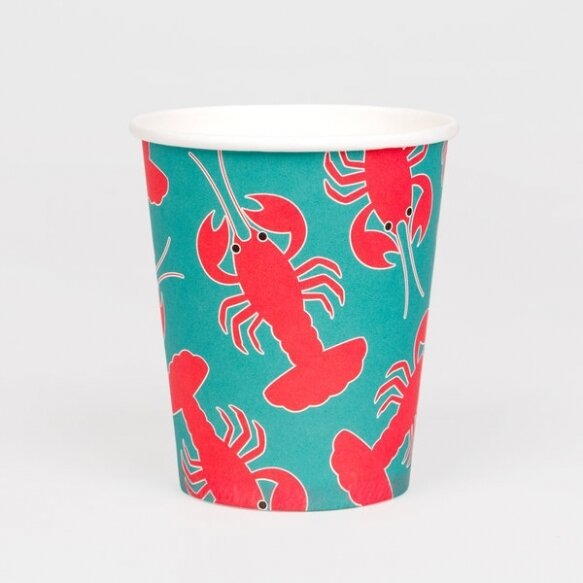 8 CUPS - LOBSTER