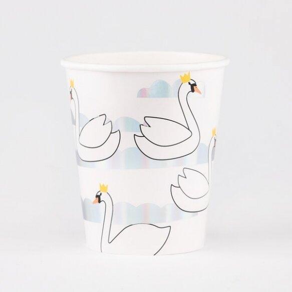 8 CUPS - SWAN