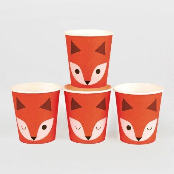 8 CUPS - MINI FOX