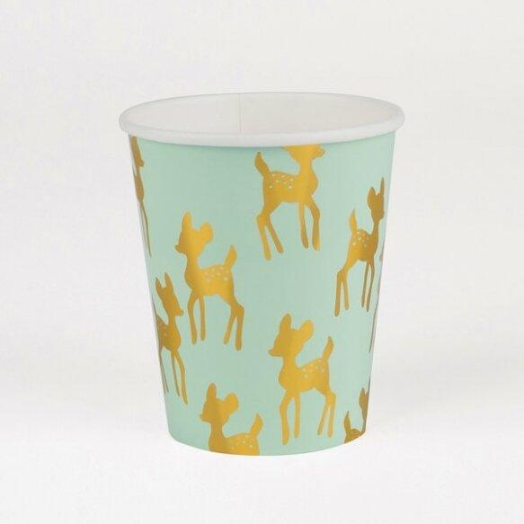 8 CUPS - GOLDEN FAWNS